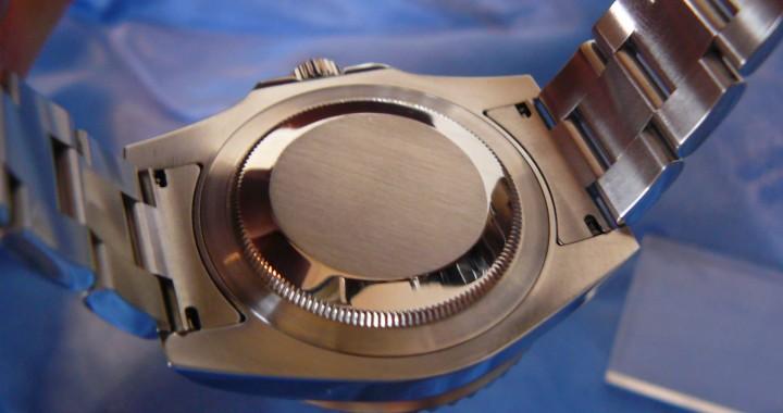 Rolex GMT Master 2116710 LN polijsten
