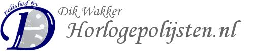 Dik Wakker Horlogepolijsten.nl Logo