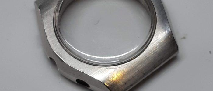 Seiko 6139-8020 kast met krassen